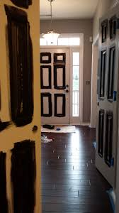 Interior Door Designs For Homes Focal Point Styling How To Paint Interior Doors Black U0026 Update