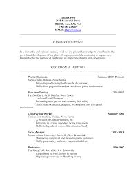 bellman resume sample job and resume template