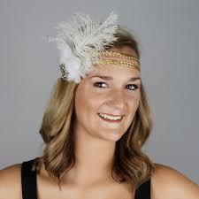 feather headband feather headband ostrich schlappen