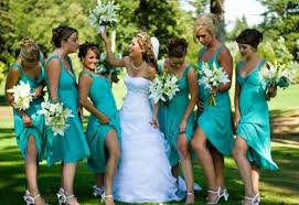 teal bridesmaid dresses cheap blue bridesmaid dresses wedding