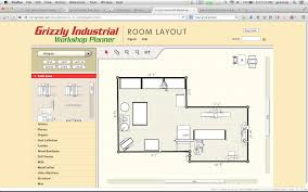 Small Shop Floor Plans John U0027s Basement Workshop The Wood Whisperer