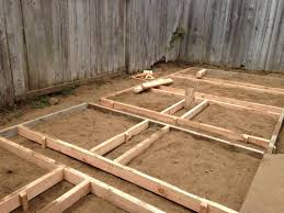 Install Patio Pavers by How To Build A Patio With Pavers And Sand Patio Outdoor Decoration