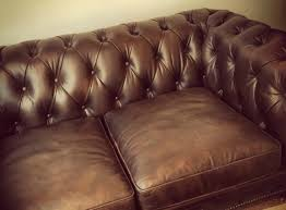Pigmented Leather Sofa Fixing A Faded Leather Couch Thriftyfun