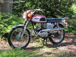 memorable motorcycle yamaha as1c 125 motorcycle usa