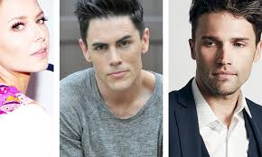 ariana madix hair extensions vanderpump rules tom sandoval tom schwartz and ariana madix in