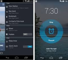 android alarm clock pandora for android update brings alarm clock functionality