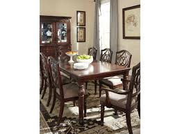 9 Pc Dining Room Set by Signature Design By Ashley Leahlyn 9 Piece Rectangular Dining