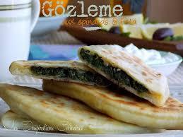 cuisine turque facile gözleme turc plat aux épinards et feta le cuisine de samar