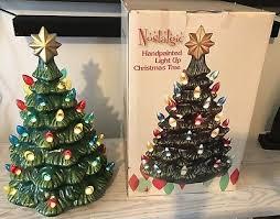 ceramic christmas tree with lights cracker barrel cracker barrel christmas tree tealight candle holder treetops