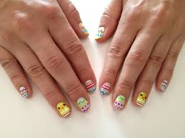 Easter Nail Designs Combine Your Nail Polishes And Try These 12 Cute Nail Polish