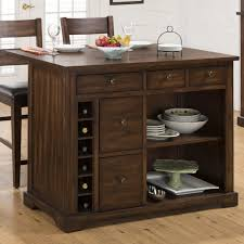 drop leaf kitchen island jofran expandable drop leaf kitchen island with wine storage