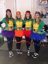 Cheetah Girls Halloween Costume 15 Super Fun Halloween Costumes Girls Ninja Turtles