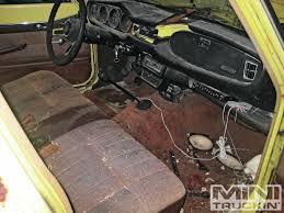 nissan frontier junkyard parts chevy luv junkyard jewel part 1 cleanup mini truckin u0027 magazine