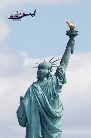 sweep of statue of liberty turns up no explosives after bomb