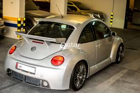 vw beetle cup edition manual gear 2001 for sale qatar living