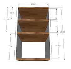 Easy Wood Shelf Plans by Myadmin Mrfreeplans Downloadwoodplans Page 251