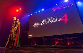 universal studios singapore halloween horror nights 4 screams