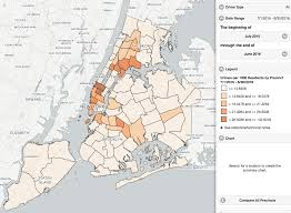 Brooklyn Safety Map What Are The Safest Areas In Nyc Streeteasy