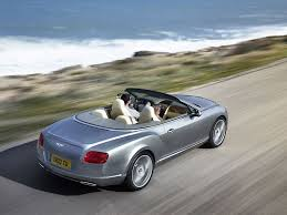 white bentley back the new bentley continental gtc european car magazine