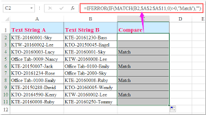 html input pattern alphanumeric how to compare alphanumeric values in two columns in excel
