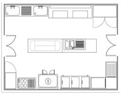 Kitchen Design Commercial by Commercial Kitchen Design Layout Architecture Design