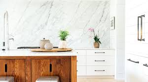 marble kitchen backsplash 10 best kitchen backsplash ideas coastal living