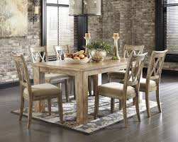 mestler 7pc dining room table set u2013 my home