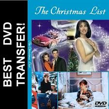 christmas list dvd the christmas list dvd 1997 7 99 mimi rogers buy now raredvds biz