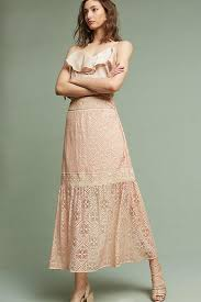 lace skirt maxima lace skirt anthropologie
