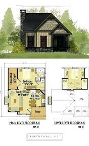 floor plan loft house mediterranean bedroom cottage orig cabin plans log cabin designs and floor plans