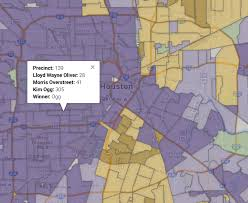 Houston Maps Houston Maps And Data March 2016 Primary Edition