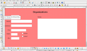 Open Office Spreadsheet Quick And Dirty With Open Office Base Linux Journal