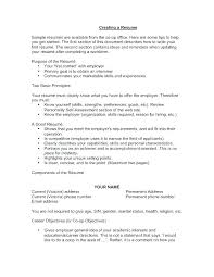 resumes objectives exles resume objective exles for warehouse worker