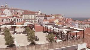 visit alfama lisbon portugal youtube