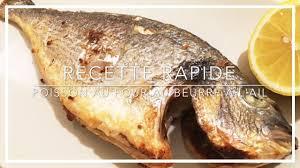 cuisiner carpe recette facile poisson au four au beurre et à l ail