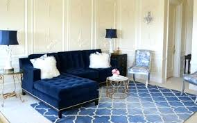 blue sectional sofa with chaise navy blue sectional lifecoachcertification co