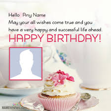 birthday ecards with name