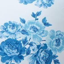 Cath Kidston Single Duvet Cover Buy Cath Kidston Peony Blossom Duvet Cover Blue Amara