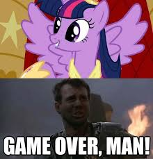 Game Over Meme - images game over man meme