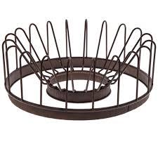 round feeder plate rack collections farmhouse cracker barrel
