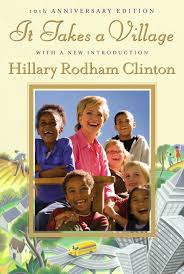Hillary Clinton Hometown by It Takes A Village Book By Hillary Rodham Clinton Official
