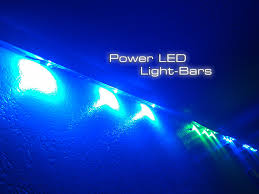 Man Cave Led Lighting by Power Led Light Bar Ambient Lighting 10 Steps
