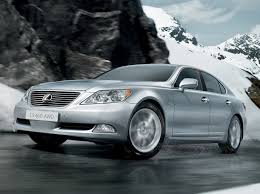 lexus ls460l awd lexus ls460 awd to debut at the moscow international auto show