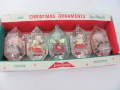 vintage ornaments 1950 s yona ornaments ceramic