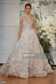 lhuillier bridal lhuillier runway new york fashion week bridal april