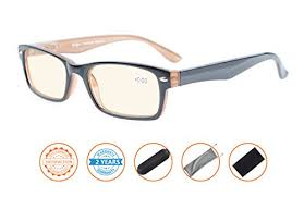 low blue light glasses protect your eyes anti glare lens coating prevents insomnia and