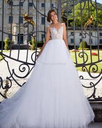 wedding dresses fluffy fluffy a line gown wedding gowns 2017 milla bridal