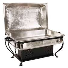 oblong chafing dish contemporary chafing dishes pinterest