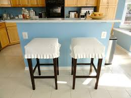 blue kitchen island double white bar stool slipcovers with blue kitchen island and