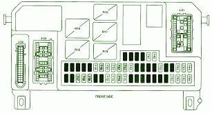 mazda 3 2008 fuse box diagram wiring schematic 2008 mazda 6 fuse